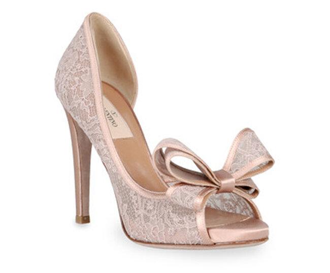 Scarpa con tacco alto Foto: Valentino
