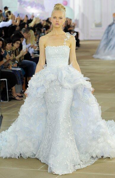 Vestidos de novia bonitos 2017