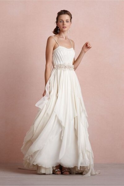 Vestido de novia 2014