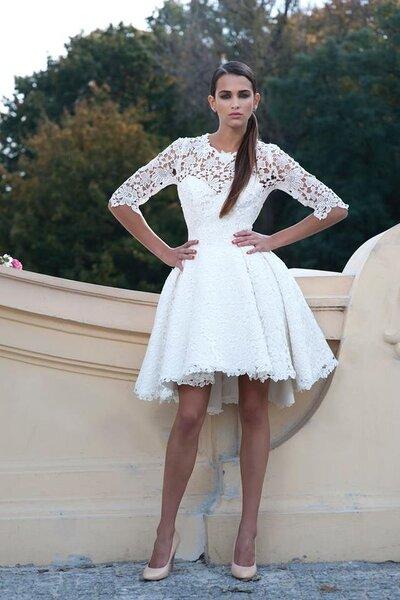 Najnowsza kolekcja 2015 sukien ślubnych Violi Piekut