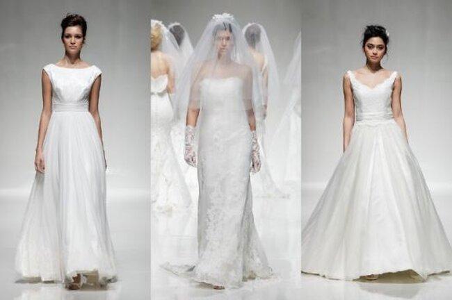 Os melhores vestidos de noiva da White Gallery 2014