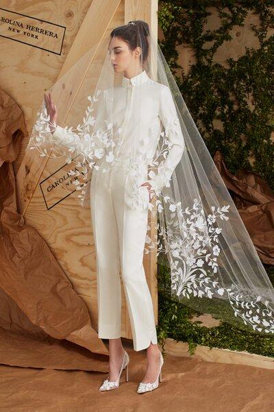 Vestidos de novia Carolina Herrera 2017