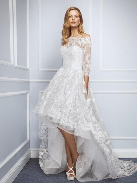 d5981682869b Cool italia dress  Abiti da sposa corti davanti