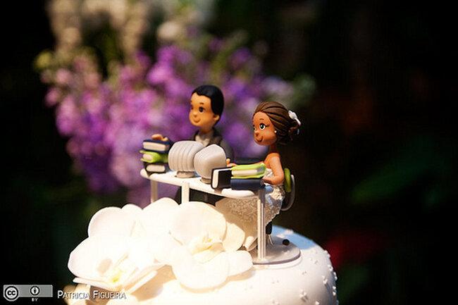 Topo de bolo. Foto: Patricia Figueira