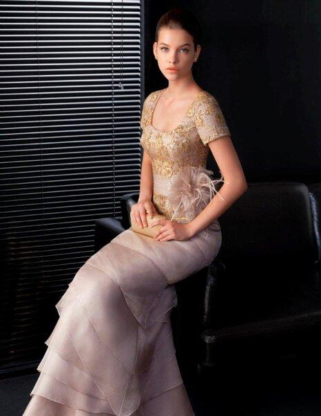 Suknia wieczorowa z kolekcji Two, rosa Clara 2013, model: 2A1