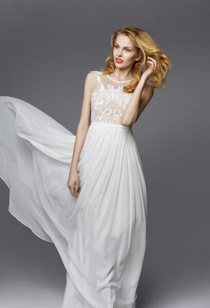 Suknia ślubna 2013 z kolekcji Wedding by Rina Cossack