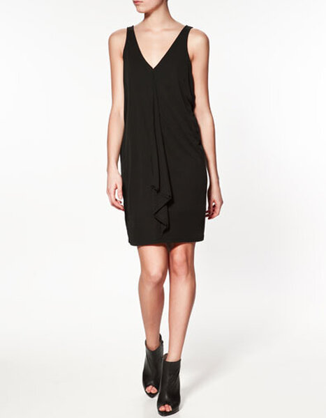 Robe Zara noire