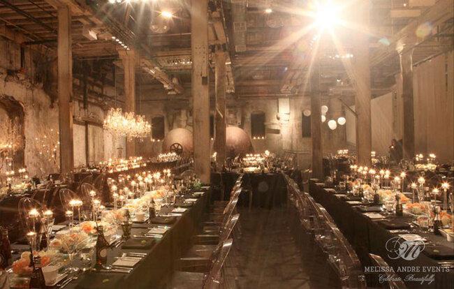 Una destilería, locación perfecta para tu boda perfecta - Foto Mango Studios