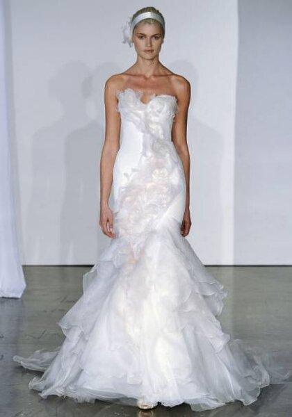Foto: Marchesa @New York Bridal Fashion Week