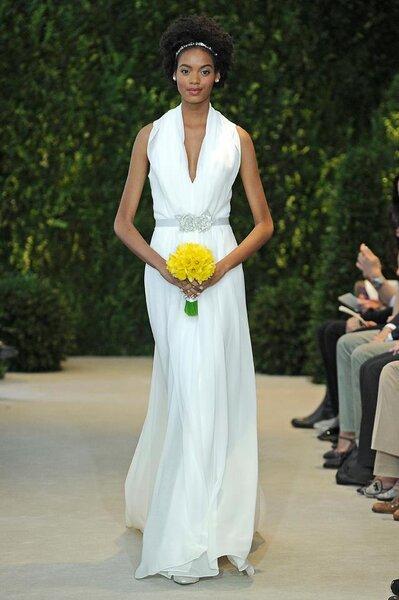 Colección de vestidos de novia 2014 de Carolina Herrera