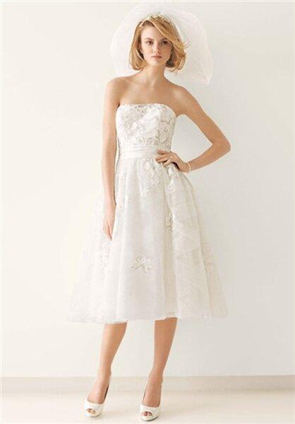 Suknie ślubne Melissa Sweet dla David's Bridal