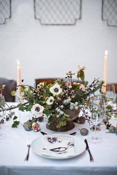 Heiraten an Weihnachten – Deko-Ideen