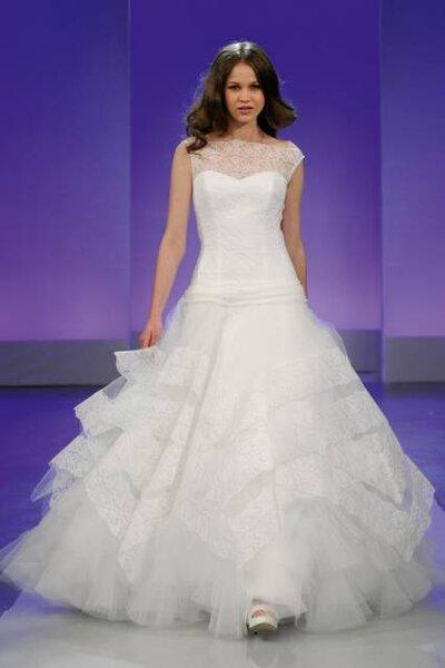Vestidos de novia de Cymbeline 2013