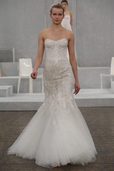 Monique Lhullier 2015  - New York Bridal Week