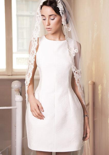 Sukienka ślubna z kolekcji Femini 2013