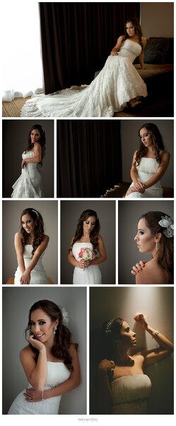 Juega con las poses y los encuadres que proponga tu fotógrafo en tu sesión Glam the Dress - Foto Marcos Valdés