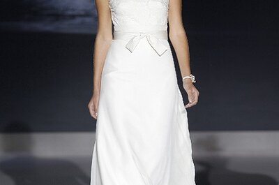 Vestido de noiva da semana da coleção Jesus Peiró 2013