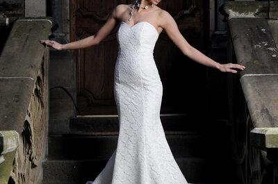 Individuelle Brautkleider von Michèle Weiten Design