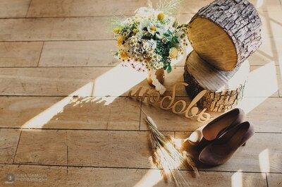 Cómo elegir el zapato de novia perfecto: 5 claves para deslumbrar en tu gran día