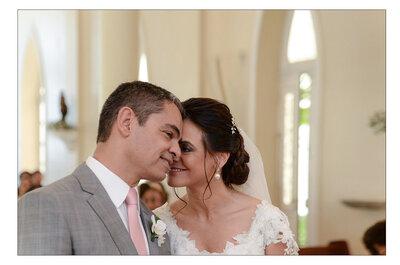 Gianella & Jose: casamento clássico com toques rústicos lindos no coração de Ipanema