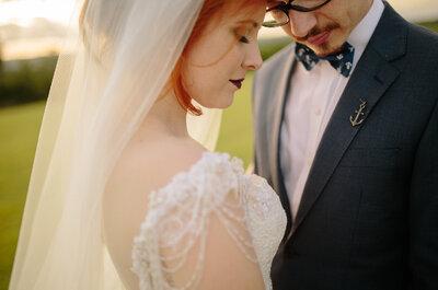 Luana & Pedro: casamento BOHO e rústico ultra inspirador ao ar livre no Paraná!