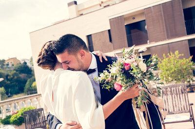 Por qué celebrar una boda al aire libre: 5 razones que te convencerán