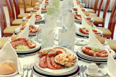 Cómo elegir el mejor banquete para tu boda