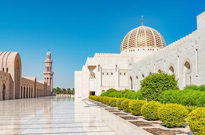 Luna de miel en Omán: Uno de los destinos más extravagantes ¡del mundo entero!