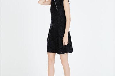 Vestidos de fiesta para 2015 de Zara: Diseños buenos, bonitos y baratos para verte espectacular