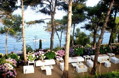 Se marier sur la Costa Brava : 9 lieux magiques au bord de la mer