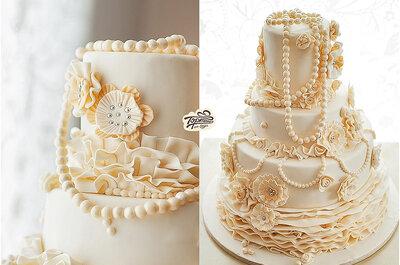 Как выбрать начинку для свадебного торта: советы от кондитера Ольги Патраковой