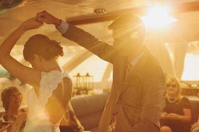 Top 30 de canciones románticas para tu boda