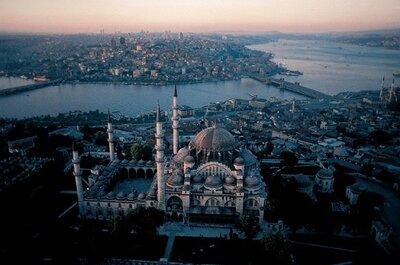 #Com um pé na Europa e outro na Ásia, um miniroteiro por Istambul para namorar em grande estilo