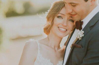 Como escrever o discurso de casamento perfeito: os 10 conselhos que vão ajudar