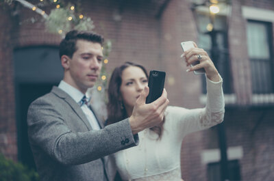 The Social Media Wedding vs. The Unplugged Wedding: Which approach is right for you?