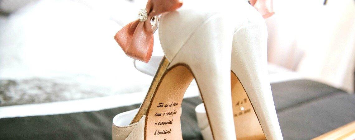 Como encontrar os sapatos de noiva perfeitos: a Joana conta-nos a sua experiência!