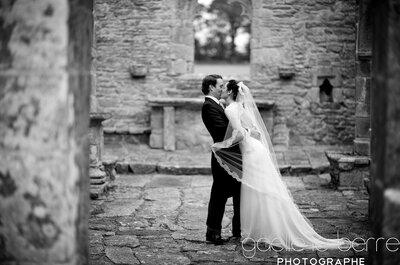 Le mariage franco-espagnol en Bretagne de Marie Adeline et Angel!