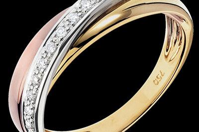 Anillos de pedida y alianzas de boda, un recordatorio de vuestro amor en forma de joya