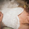 Robe de mariée bustier incrusté de strass
