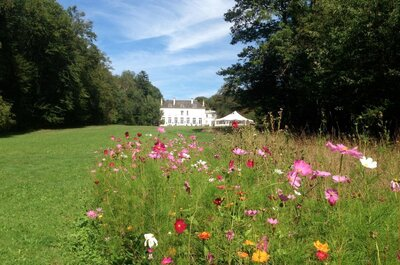 Organisez votre mariage chic et champêtre au Château de Séréville