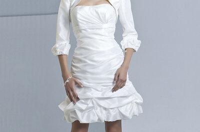 Kollektion Lohrengel 2012: feminine Brautkleider für jede Figur