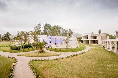 Las ventajas de celebrar una boda en un espacio abierto: ¡Tu imaginación es el límite!
