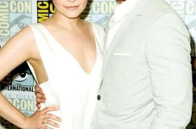 Ginnifer Goodwin y Josh Dallas de