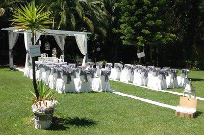 Quinta Fonte da Aranha: lado a lado com os noivos para um casamento de sonho!