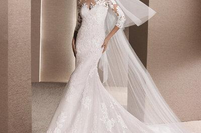 Conheça os 60 vestidos mais bonitos na nova colecção da La Sposa 2016