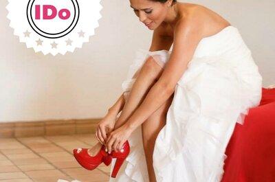 Shoe Lovers Club: Zapatos cómodos para novia con diseños a la carta