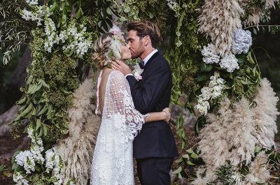 Miniguia de um casamento na floresta encantada: seu conto de fadas clássico!