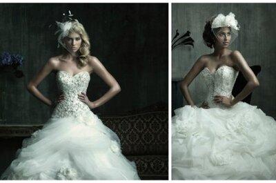 Vintage wedding: welke birdcage sluier past bij jouw gezichtsvorm?