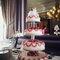 Torta de novios. Foto:Trouwfotografie & Feeststudio