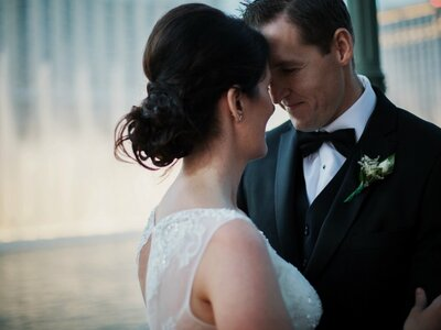 Rebecca + Dustin: An Unexpected Love in the Unlikeliest of Places